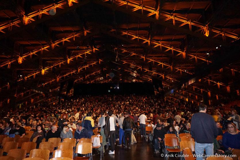 Nuit bande de potes - Festival Lumière 2016  - Halle  Tony Garnier de Lyon - Photo © Anik Couble