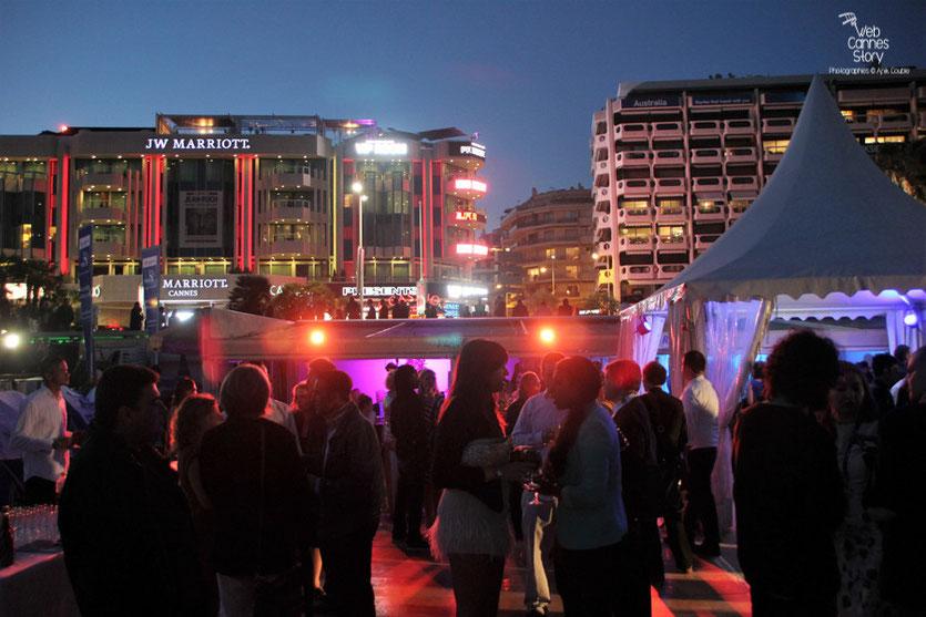 Soirée du Festival de Cannes 2012 - Photo © Anik Couble