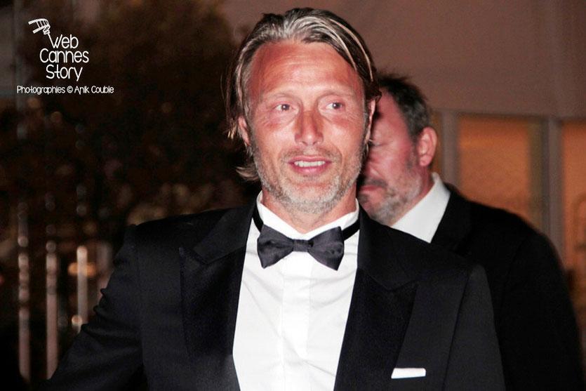 Mads Mikkelsen - Festival de Cannes 2013 © Anik COUBLE