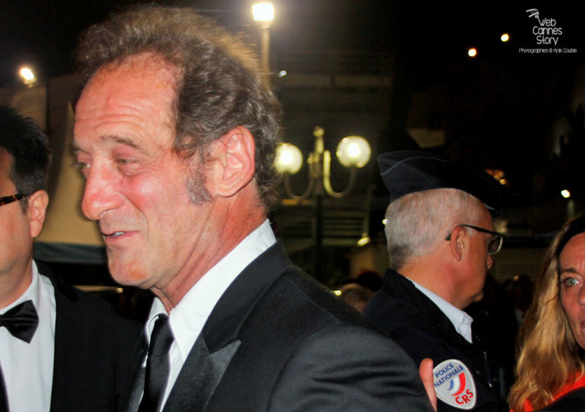 Vincent Lindon - Prix d'interprétation masculine - Festival de Cannes 2015 - Photo © Anik Couble