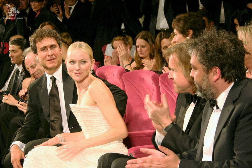 "Naomi Watts et Doug Liman, lors de la projection de "" Fair Game "" de Doug Liman - Festival de Cannes 2010 - Photo © Anik Couble"