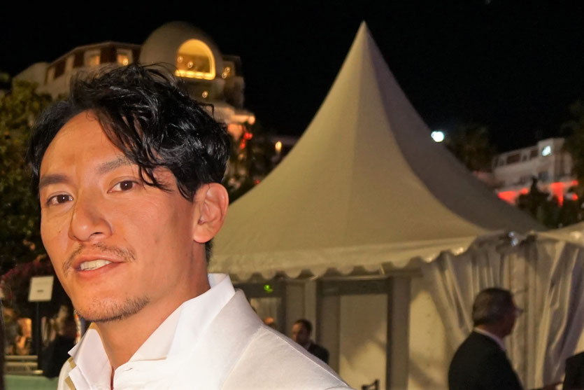 Chang Chen, membre du Jury - Festival de Cannes 2018  - Photo © Anik Couble