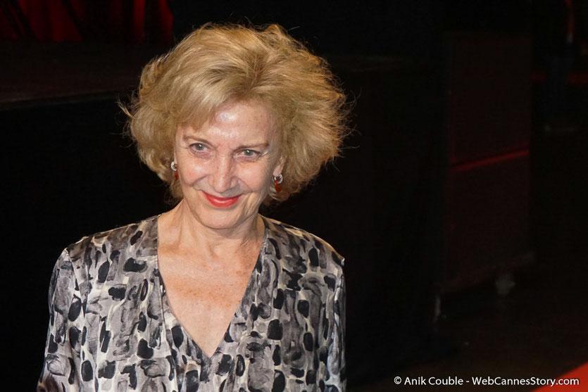 Marisa Paredes - Clôture du Festival Lumière 2016  - Halle  Tony Garnier de Lyon - Photo © Anik Couble