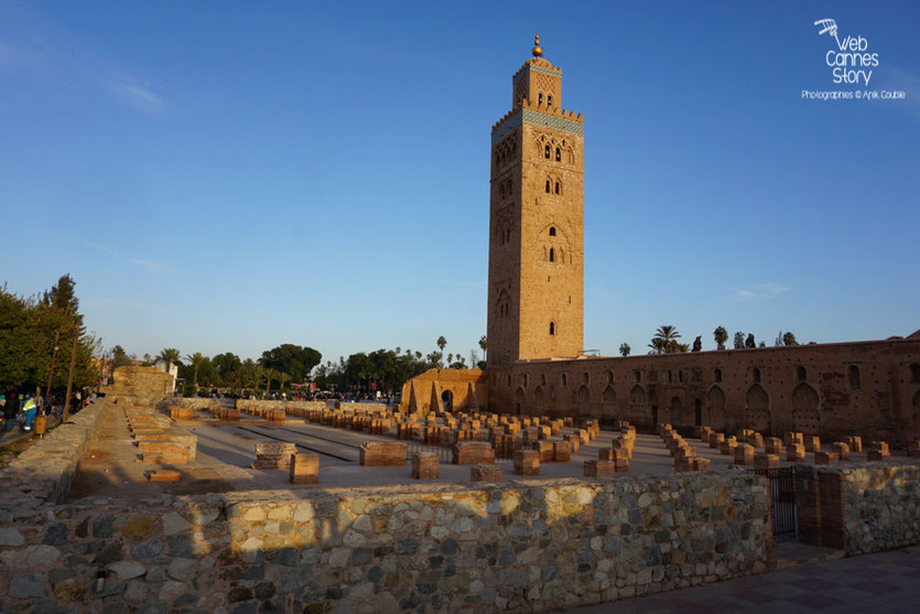 La Koutoubia - Marrakech - 2015 - Photo © Anik Couble