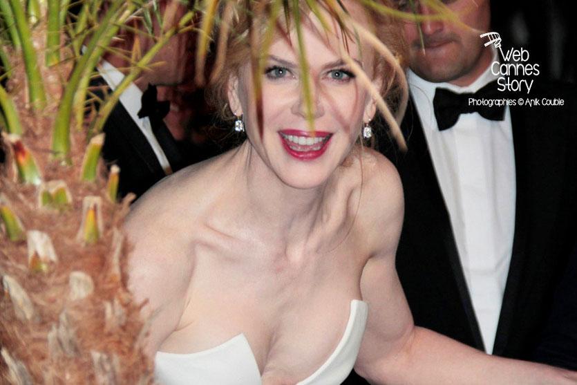 Nicole Kidman, membre du Jury - Festival de Cannes 2013 © Anik COUBLE