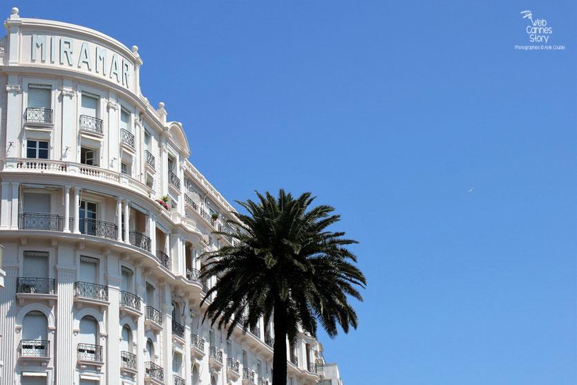 L'Hôtel Miramar - Festival de Cannes 2011 - Photo © Anik Couble