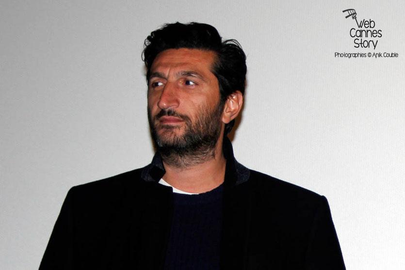 """Fares Fares, acteur du film """"Les Enquêtes du Département V : Profanation, du réalisateur danois Mikkel Norgaard, lors de l'avant-première lors du Festival Quais du Polar 2015 - Lyon - Photo © Anik COUBLE"""