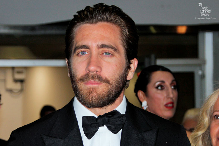 Jake Gyllenhaal-  membre du Jury - Festival de Cannes 2015  - Photo © Anik Couble