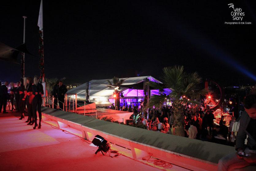 Soirée Red Granite Pictures - Festival de Cannes 2011 - Photo © Anik Couble