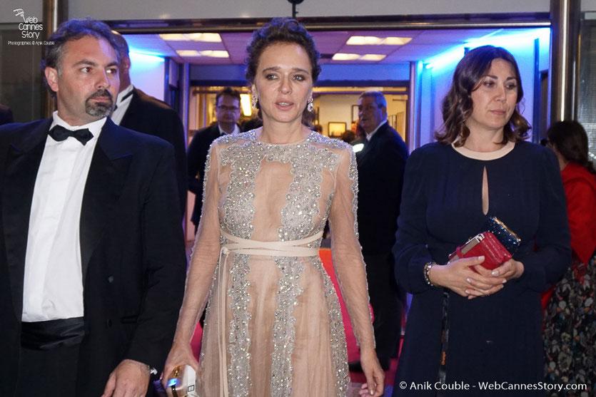 Valeria Golino, membre du Jury - Festival de Cannes 2016 - Photo © Anik Couble