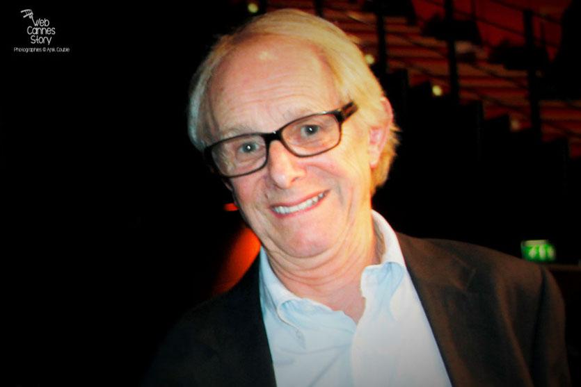 Ken Loach, lauréat du Prix Lumière - Festival Lumière 2012 - Lyon - Photo © Anik Couble