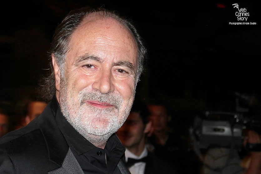 Michel Delpech - Festival de Cannes 2011 - Photo © Anik Couble