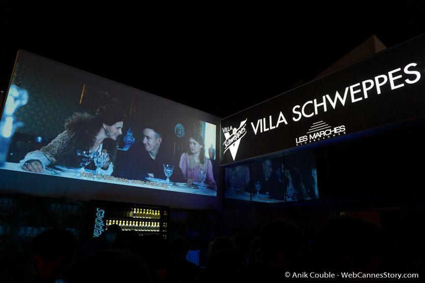 """Soirée du film, """"Ma Loute"""" de Bruno Dumont, à la Villa Schweppes - Festival de Cannes 2016 - Photo © Anik Couble"""