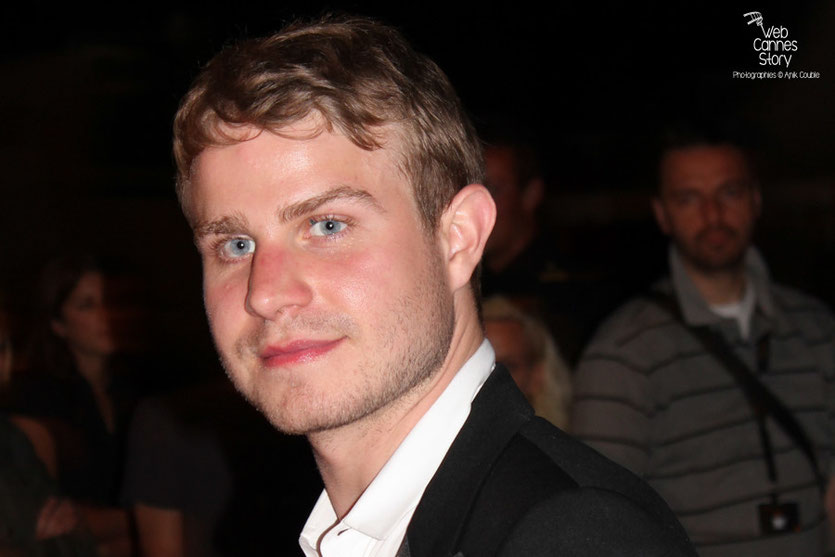 Brady Corbet - Festival de Cannes 2011 - Photo © Anik Couble
