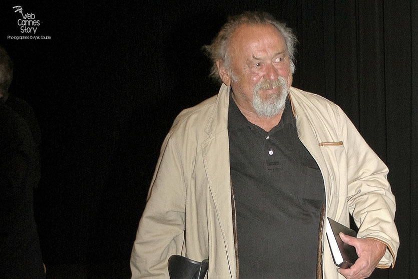 Jim Harrison, écrivain américain - Festival Lumière 2010 - Photo © Anik Couble