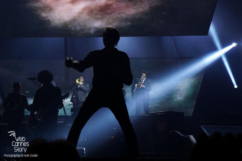Concert Johnny Hallyday - Rester Vivant Tour - Halle Tony Garnier - Lyon - 7 et 10 novembre 2015 - Photo © Anik Couble