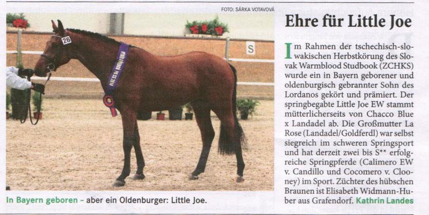 Quelle: Bayerisches Landwirtschaftliches Wochenblatt, Heft 8 vom 20. Februar 2015