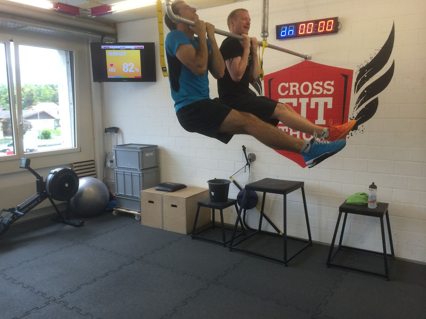 Workout Of The Day Crossfit Thun