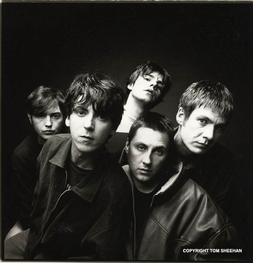 The Charlatans. Madchester
