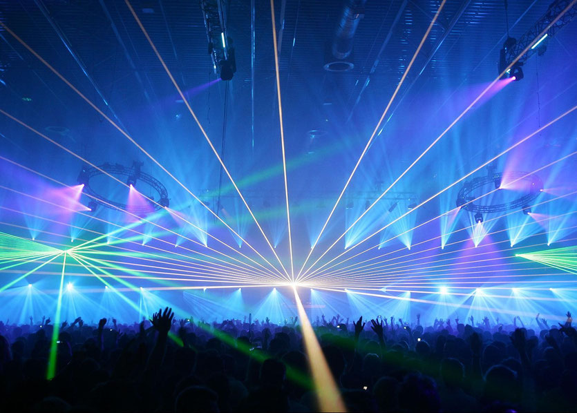Madchester, Rave and New Rave