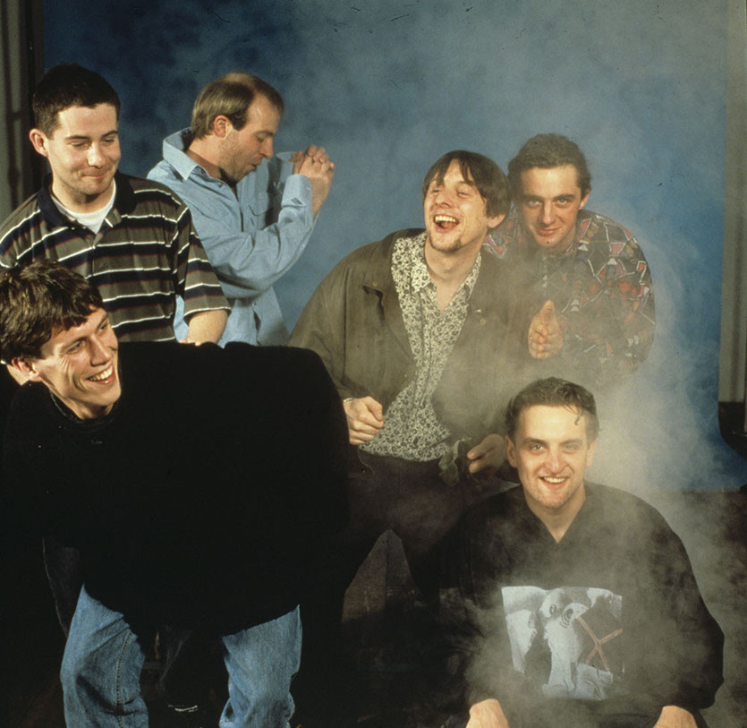 Happy Mondays. Madchester