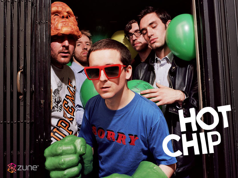 Hot Chip. New Rave