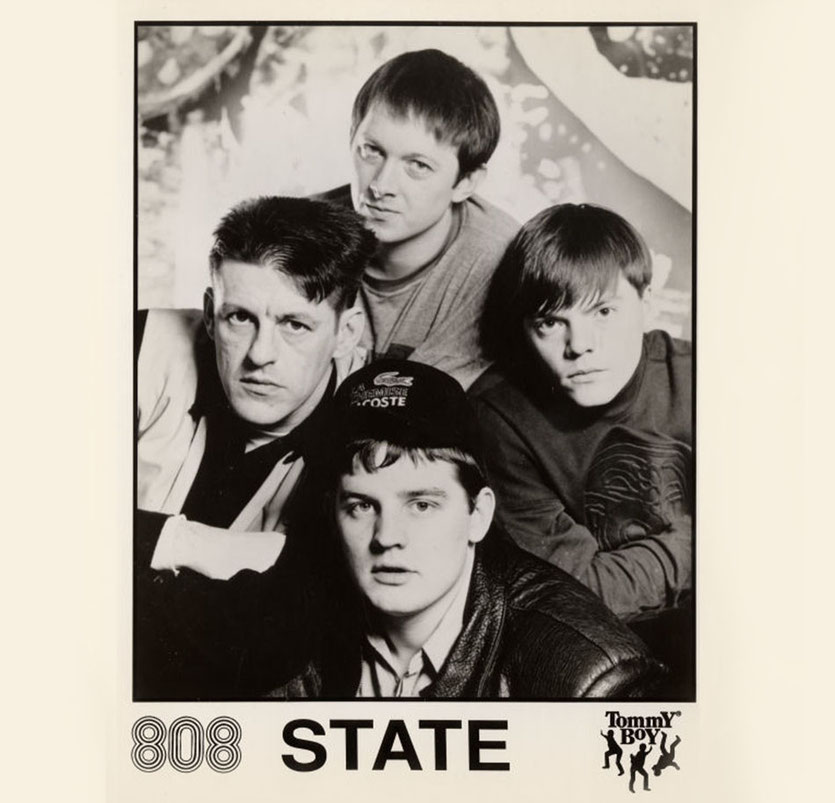 808 State. Madchester