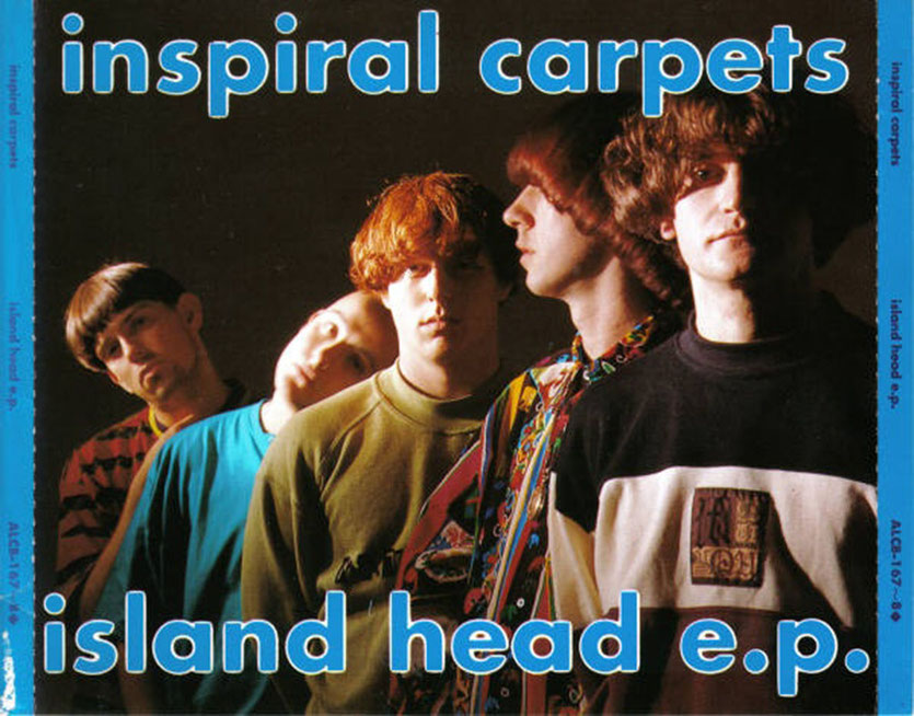 Inspiral carpets. Madchester