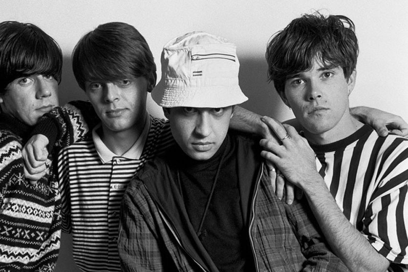 The Stone Roses. Madchester