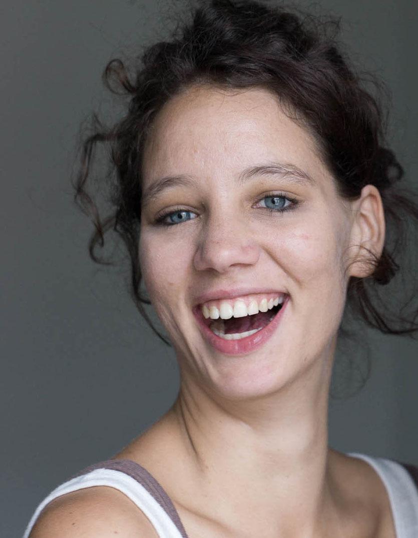 Rhetorik Trainerin Jana Goller, Berlin: Schauspielerin und Theaterpädagogin