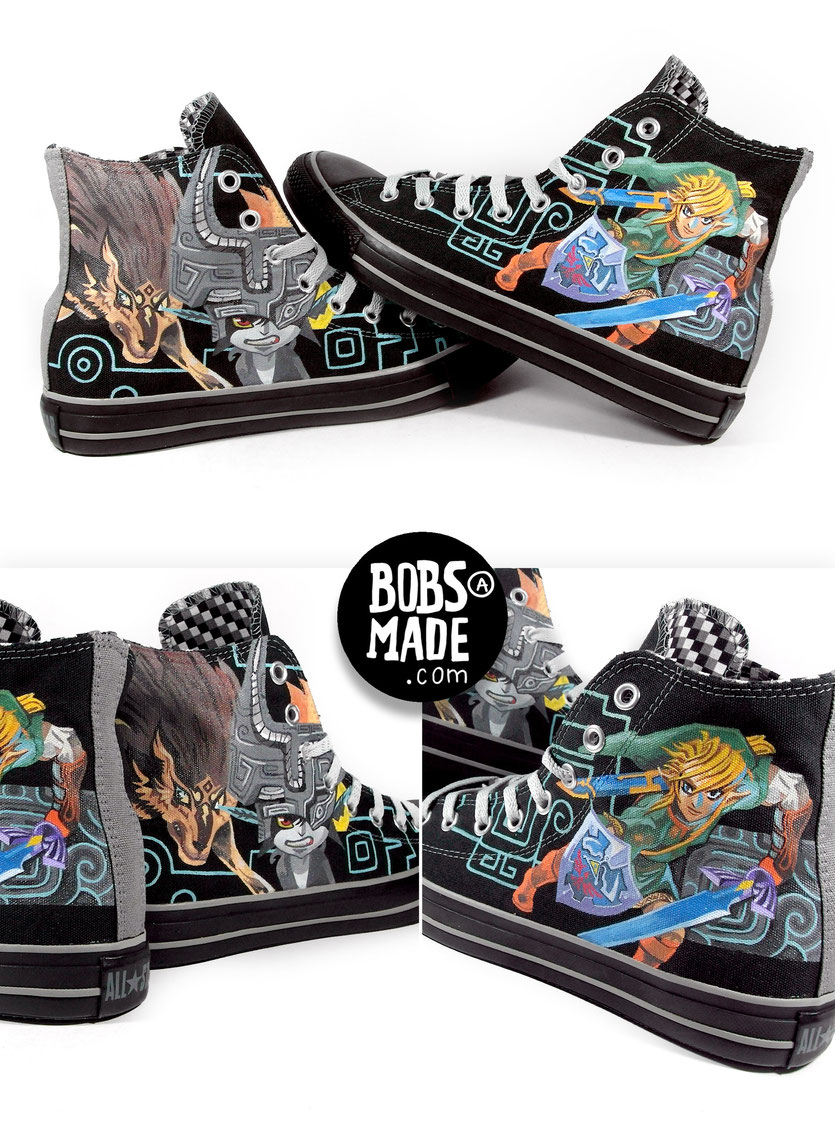 Majora's Mask chucks by bobsmade