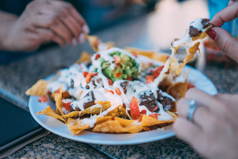 zero waste Snacks aus Chips-Resten