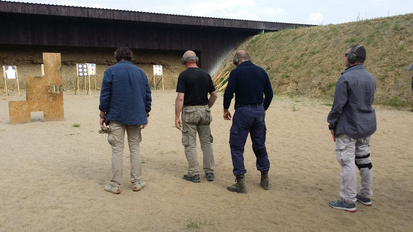 Corso FDKM OPERATORE CPSA Close Protection Security Agent