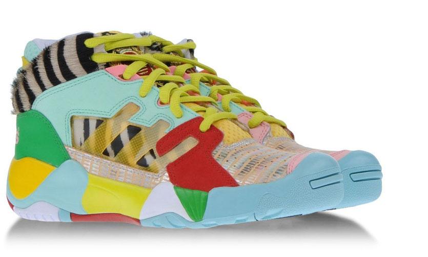 Jeremy Scott Adidas Sneaker