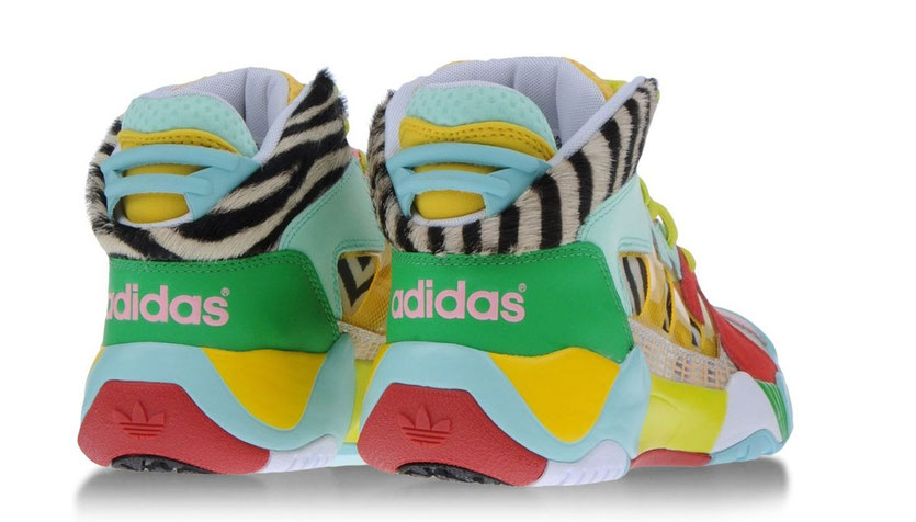 Jeremy Scott for Adidas