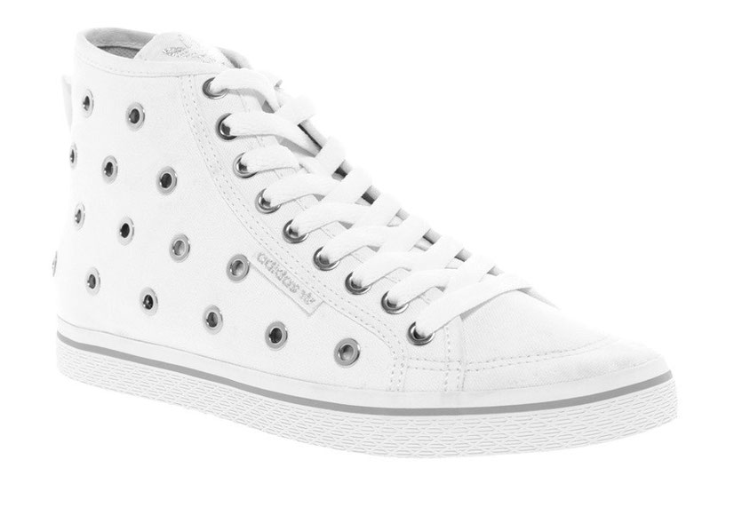 Adidas Honey Mid Studs Textile Sneaker