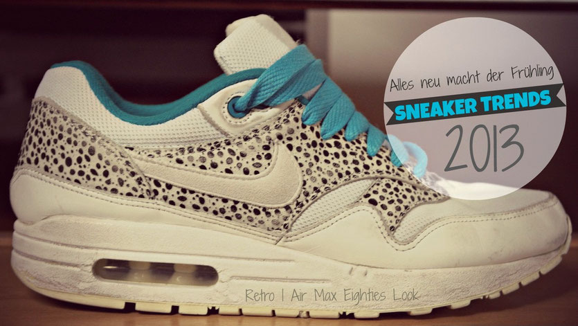 Hot Port Life & Style Sneaker Trends 2013 Picture: Nike Air Max 1 Safari Pack Edition