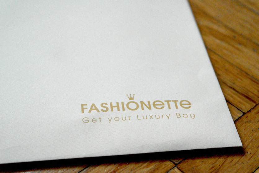 Fashionette Get your luxury Bag