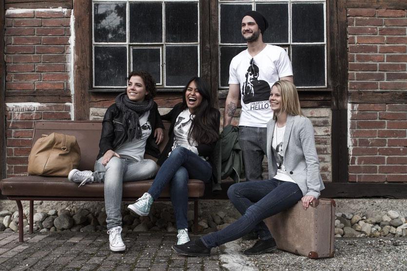 Bam Larsson | Urban Streetwear mit Lifestyle Charakter