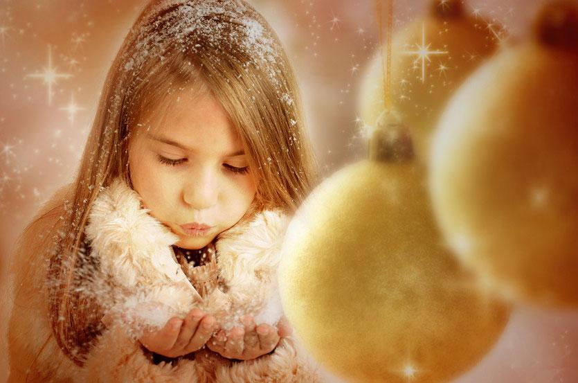Weihnachtszauber im Winter Wonderland