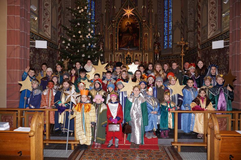 St. Johannes und Paulus Beckingen