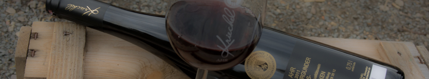 Weingut Peter Kriechel ist das größte private Weingut an der Ahr
