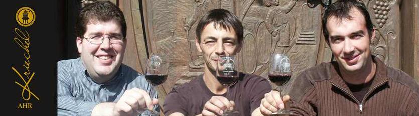 Das Weingut Kriechel räumt mit ihren Weinen regelmäßig Preise ab, eine Qualität, die überzeugt...