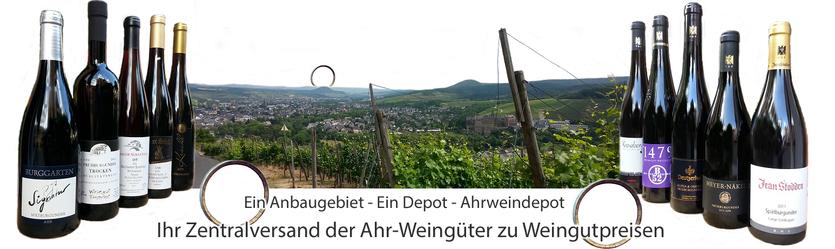 Ahrweindepot - Das Anbaugebiet bester Weinqualitäten