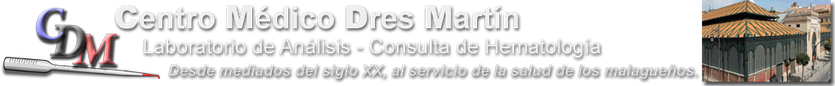 Analisis Clnicos Malaga, Hematologia Malaga, Hemoterapia Malaga