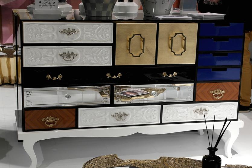 Interior Ideen der IMM Cologne 2014 mit tollen Einrichtungs,- und Dekotrends wie die Figuren oder Kommoden von Lladró in stylishem Design | Hot Port Life & Style | Deutscher Lifestyle Blog
