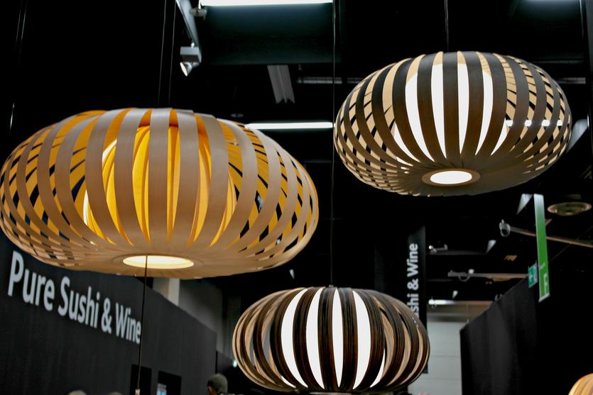 Interior Ideen der IMM Cologne 2014 mit tollen Einrichtungs,- und Dekotrends wie z.B. den Paper Crafting Lampions | Hot Port Life & Style | Deutscher Lifestyle Blog