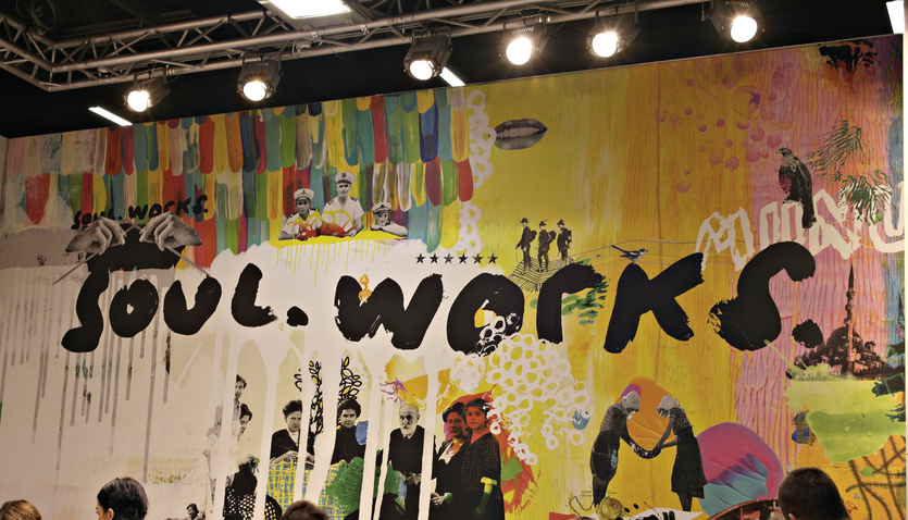 Miinu | Teppiche aus deutscher Hand | Muster Materialien und coole Farben