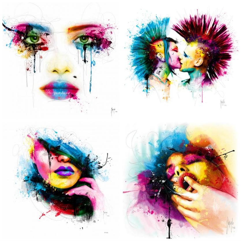 Patrice Murciano Pop Art präsentiert von Artfan der Online Kunst-Community