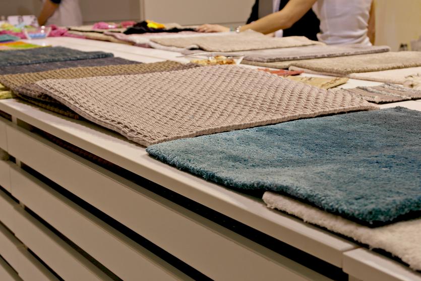 Miinu: Teppiche aus deutscher Hand & Muster Materialien mit äußerst coolen Farben | Hot Port Life & Style | Deutscher Blog über Mode & Trends